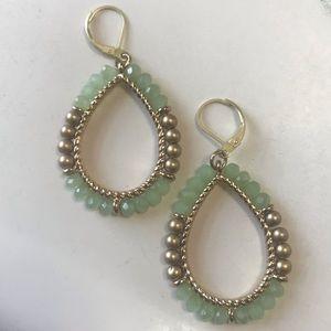 Jewelry - 💫Teardrop Beaded Earrings